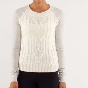 Lululemon St Moritz Sweater
